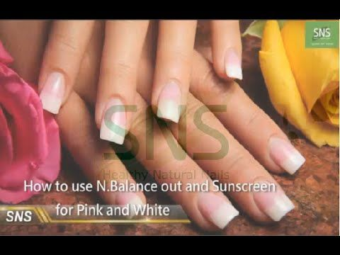 SNS NAILS - Signature Nail Systems : How to use N. Balance Out Dipping Powders? Dip it instruction 3